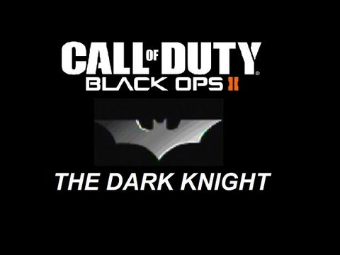 TNA Black Ops 2 BEST Dark Knight Symbol