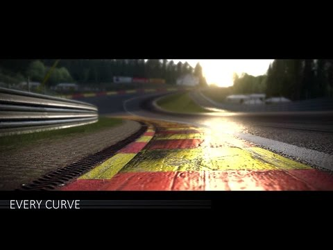 Assetto Corsa - Legendary Tracks Trailer [PS4/Xbox One]