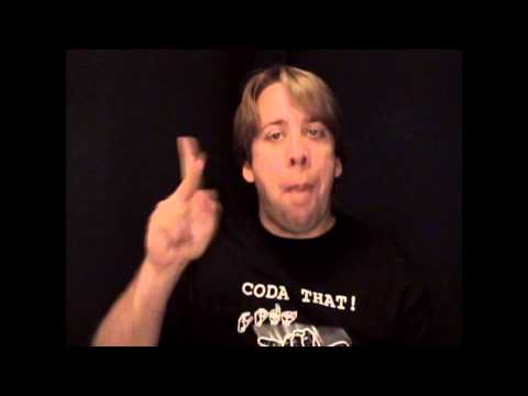 Keith Wann the ASL Comedian - interview revisited