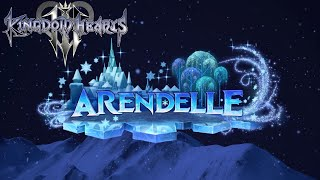 Arendelle Kingdom Hearts 3 Episode 10