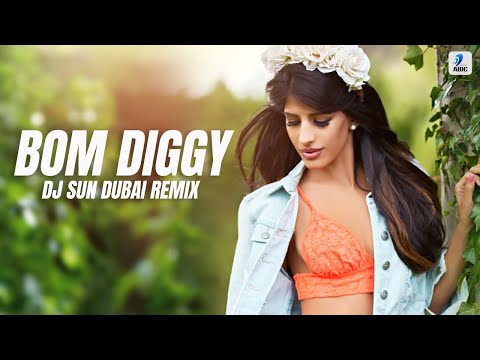 Bom Diggy Remix | Zack Knight | Jasmin Walia | DJ Sun Dubai | Bolly Bang Vol.4