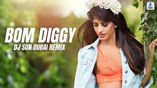 Bom Diggy Remix   Zack Knight   Jasmin Walia   DJ Sun Dubai   Bolly Bang Vol.4