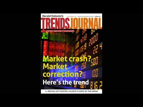 Your New Trends Journal: Market Crash? Market Correction? Here's the Trend