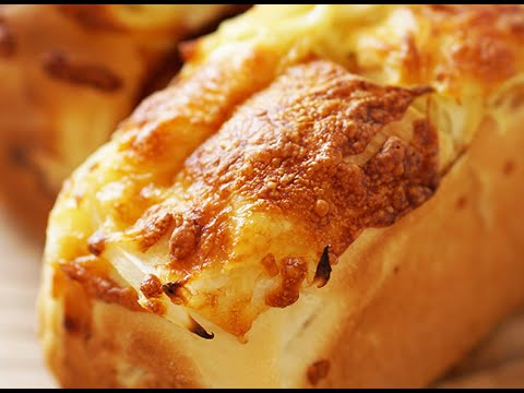 Japanese onion bread recipe(English subtitles ver)