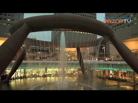 Suntec City - brighter and fresher