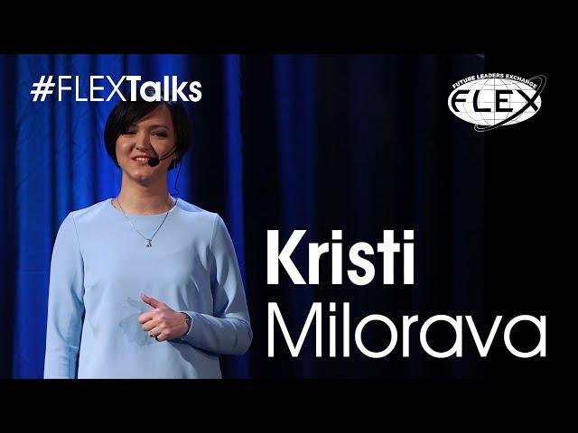FLEXTalk - Kristi Milorova