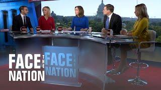Face The Nation: Terri Sewell, Rudy Giuliani