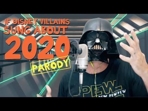 If Disney Villains Sang About 2020 - Parody Medley