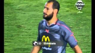 Shika Goal 1-1  police 9-6-2011 Round 24