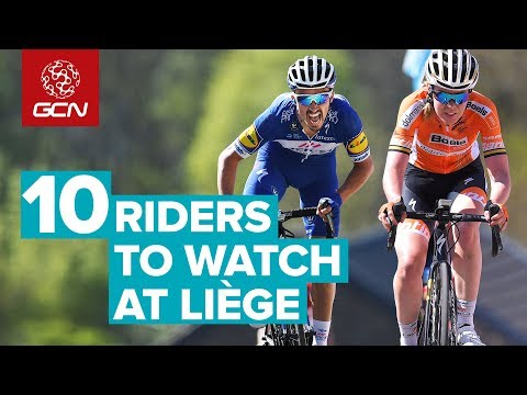Top 10 Riders To Watch At Liège-Bastogne-Liège 2018