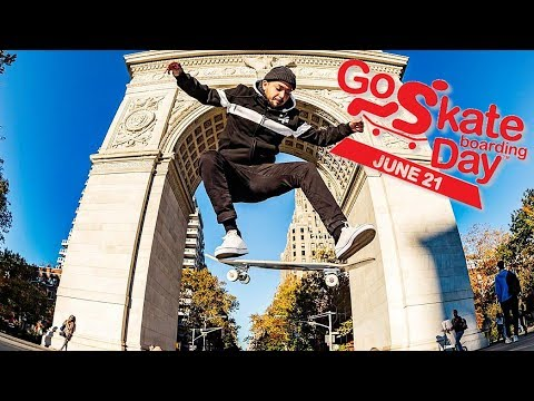 Go Skateboarding Day 2017 | Skate Motivation