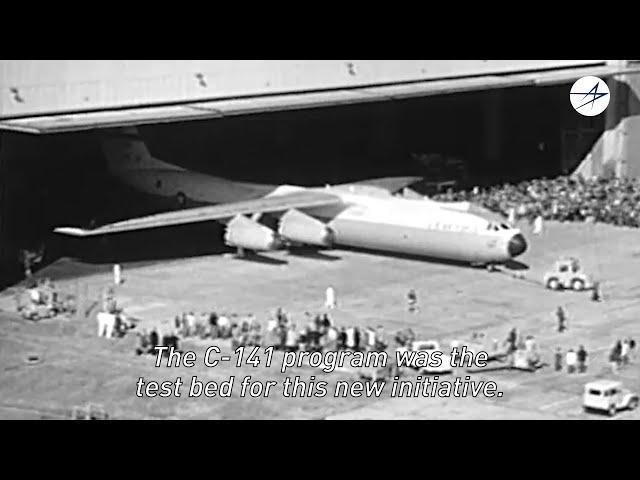Lockheed-Georgia and the Plan for Progress