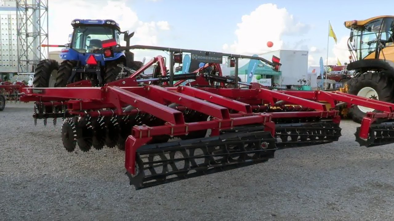 Machinery Minute: Kongskilde 9200 Tillage System