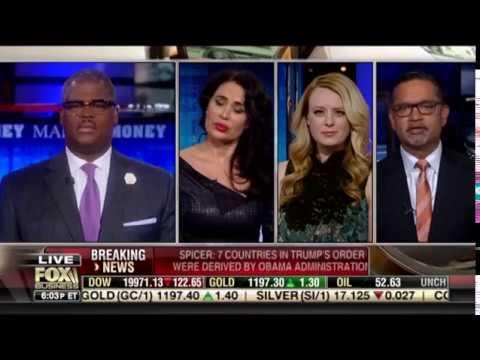 Ali Noorani on Fox Business News 1/30/17