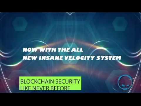The insane blockchain velocity system