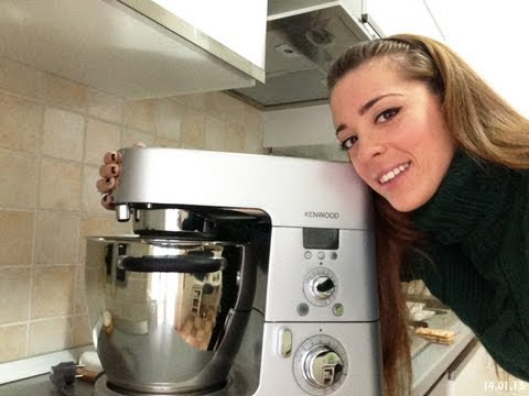 Kenwood cooking chef KM 070: la mia opinione (presentazione, pareri, consigli) #KitchenFashion