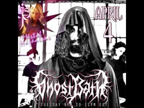 Ghost Bath interview on The Metal Magdalene w Jet