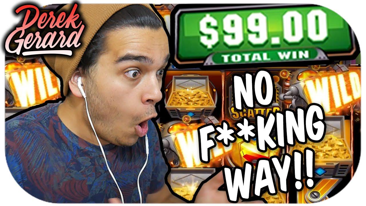 SO. MUCH. MONEY. HOLY F&*K! (VEGAS SLOTS)