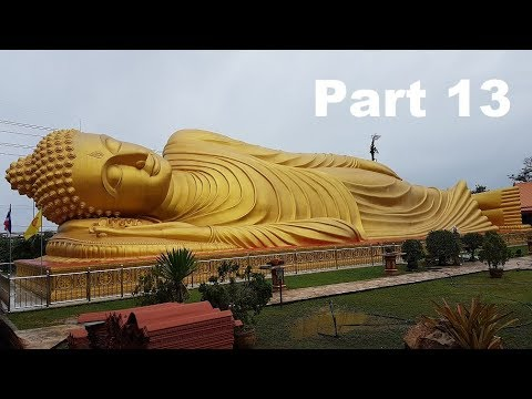 Road to Thailand (SongKhla) + Laem Son On  + Wat Laem Pho + Part 13
