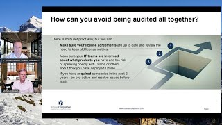 3 actions that can prevent you from being audited by Oracle