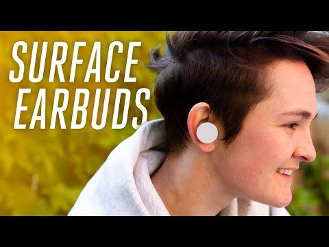 Surface Earbuds review: too little, too late