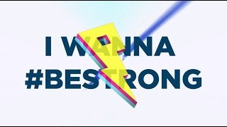 Arno Cost & Norman Doray - Strong [Official Lyric Video]