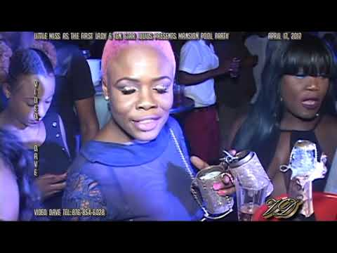 Julius mansion Pool Party 2017 disc 2 1