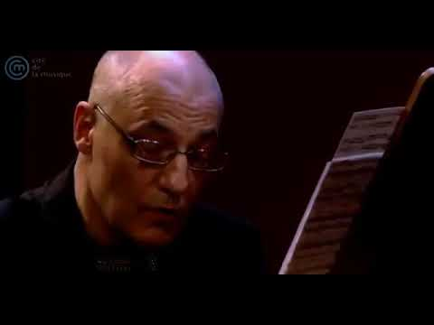 Bach Goldberg Variations BWV 988 Andreas Staier harpsichord