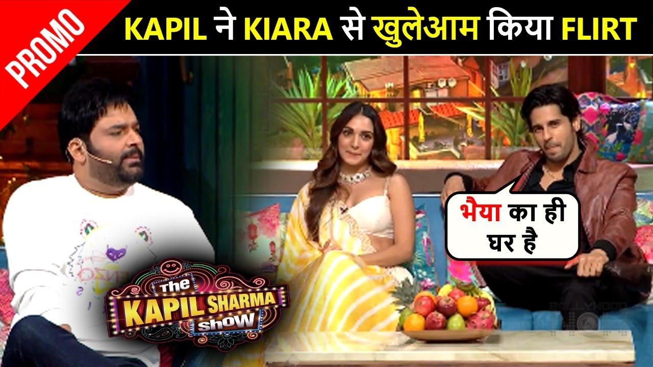 Download LOL! Kapil Sharma FLIRTS With Kiara Advani Leaving Sidharth Malhotra Embarrassed | Promo
