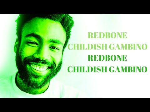 Redbone Childish Gambino - Hidden Message!