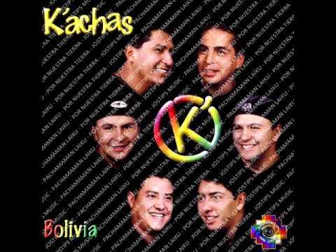 MÚSICA BOLIVIANA - LOS K´ACHAS (BOLIVIA) - SELECCIÓN DE HUAYÑOS