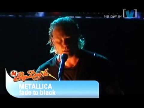 metallica  fade to black 2004