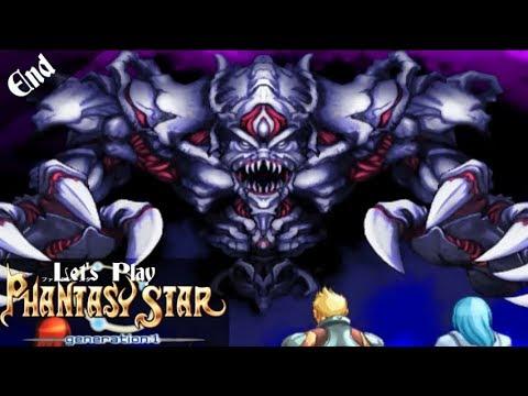 Dark Force - Final Part (Let's Play Phantasy Star: Generation 1)