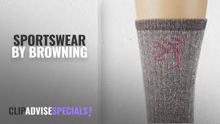 Top 10 Browning Sportswear [2018]: Browning Hosiery Women