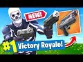 Download *NEW* DUAL WIELDED PISTOLS Gameplay In Fortnite Battle Royale!
