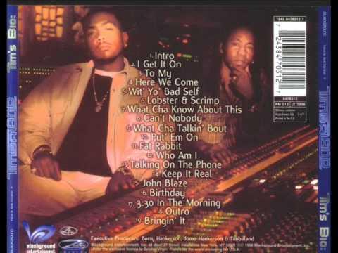 Timbaland & Troy Mitchell - Bringin' It [1998]