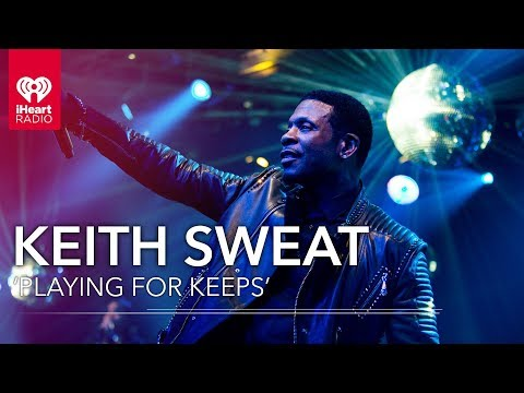 Keith Sweat Talks New Album 'Playing For Keeps' | iHeartRadio Album Release Party Mp3