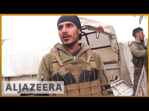 🇸🇾 Syria's war: SDF confronts ISIL in last Syrian stronghold | Al Jazeera English