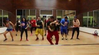 Dyan Rodriguez (Picky - Joey Montana ) (Zumba Fitness)
