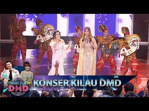 Ajib Tenan! Inul Daratista feat Eva Puka KDI JARAN GOYANG - Konser Kilau DMD (14/1)