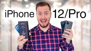 📦 iPhone 12 y 12 Pro, unboxing y primeras impresiones