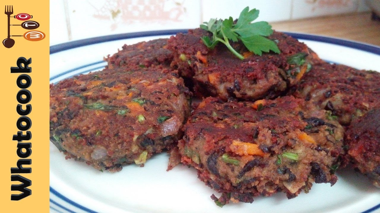 How to make black bean patties youtube how to make black bean patties forumfinder Image collections