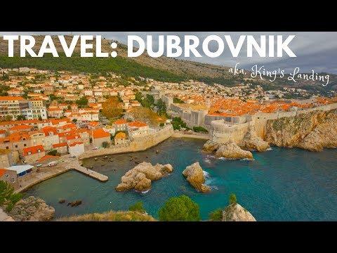 Dubrovnik, Croatia Travel Diary!