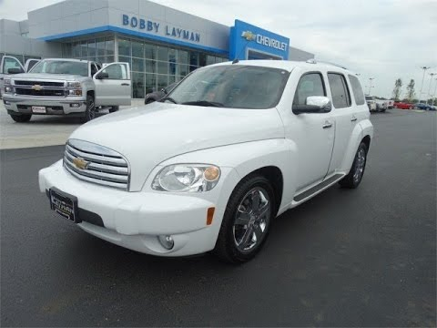 2011 Chevrolet Hhr 2lt Review Used Cars Online At Bobby Layman