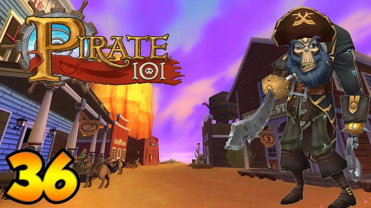 Pirate101: Musketeer Walkthrough   BONNIE ANNE UPGRADE Ep 36 by  ZenmasterBlue