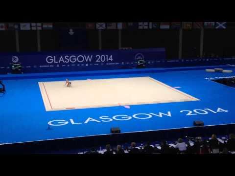 Aimee Van Rooyen - Clubs, Commonwealth Games 2014 Glasgow