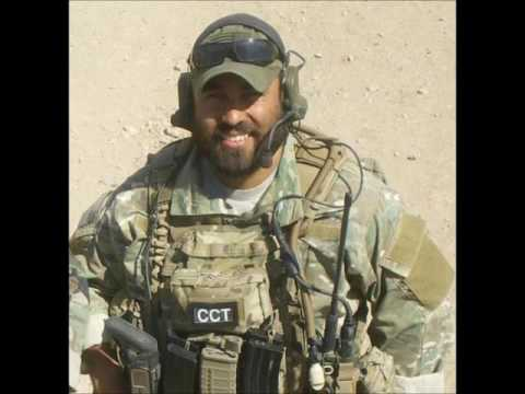 Rob Gutierrez, Air Force Cross recipient, CCT, on Patriot to the Core podcast