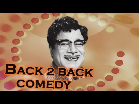 Hello Mr Zamindar Tamil Movie : M R Radha, Back 2 Back Comedy Scenes