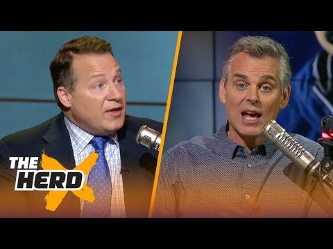 Eric Mangini on Josh McDaniels choosing to stay in New England   THE HERD