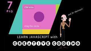 VID 19 - Learn JavaScript with Creative Coding - fun, colorful and free!